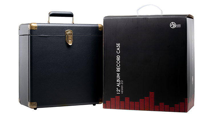 "audio-anatomy_Vinyl-Record-Case_12""-Black-Retro-Style_with_package"
