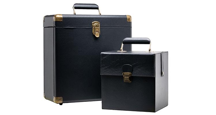 Luxus Vinyl Record Case
