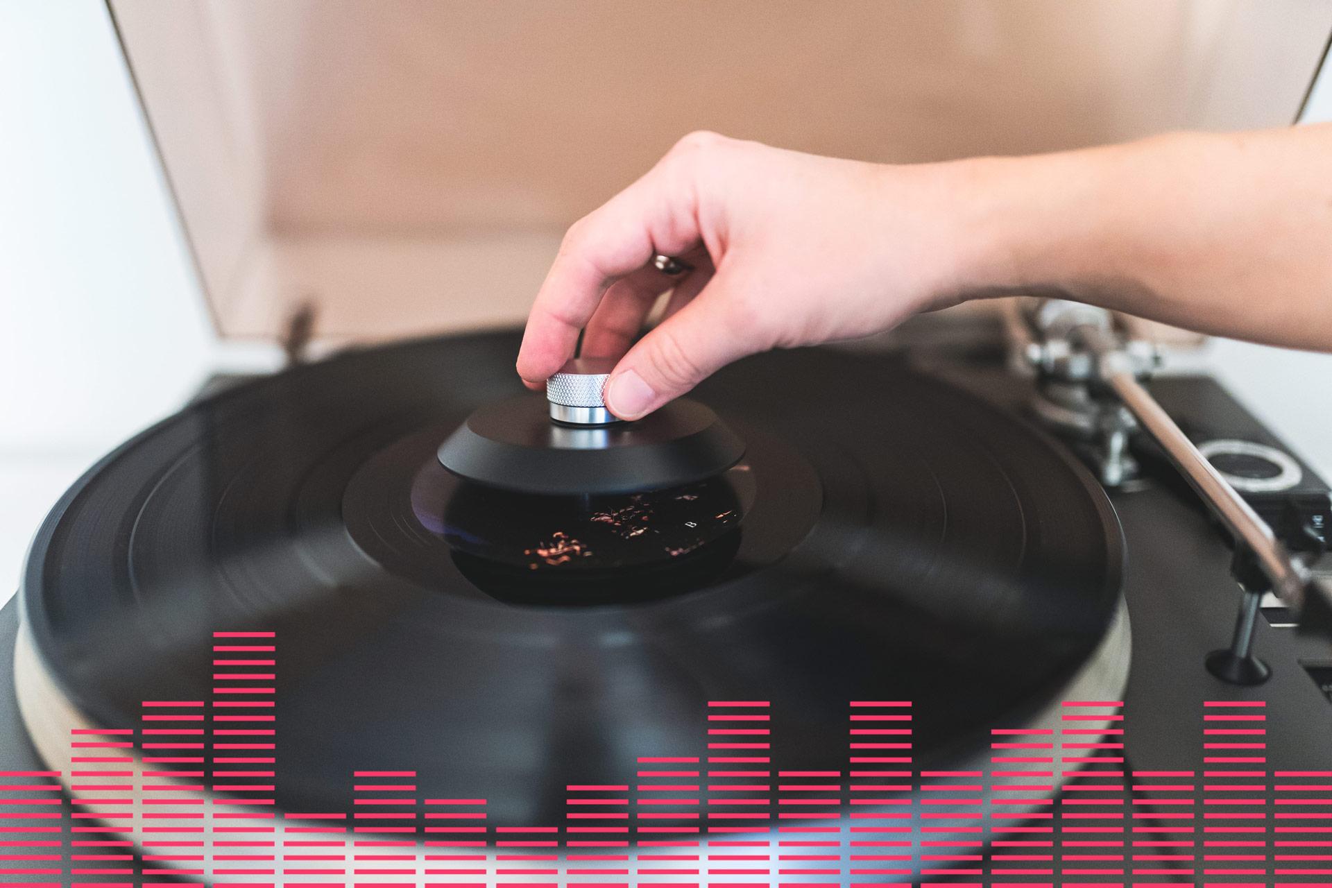 Vinyl Clamp