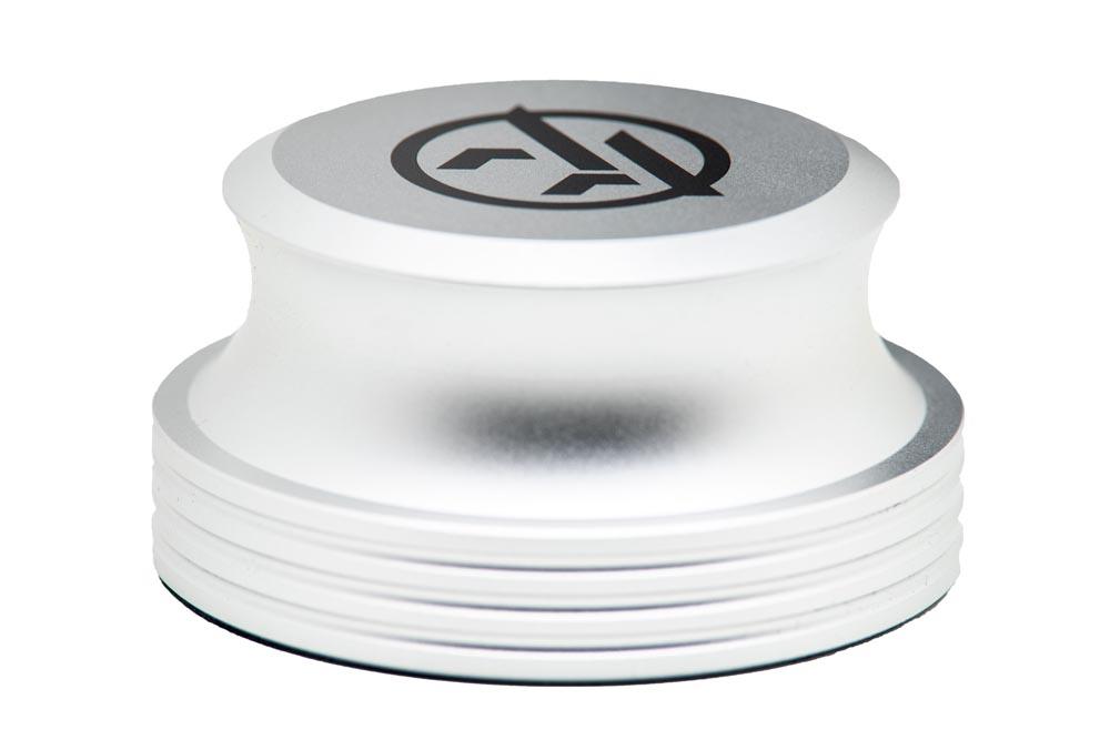 Silver Vinyl Record Stabilizer - Audio Anatomy