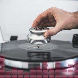 Gehe zur Kategorie Vinyl Stabilizer & Clamps