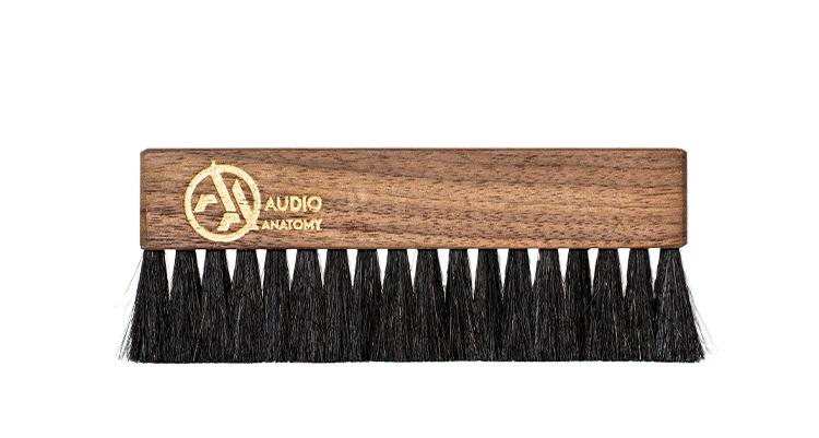 Vinyl Brush Oak Wood and Goat Hair Walnut